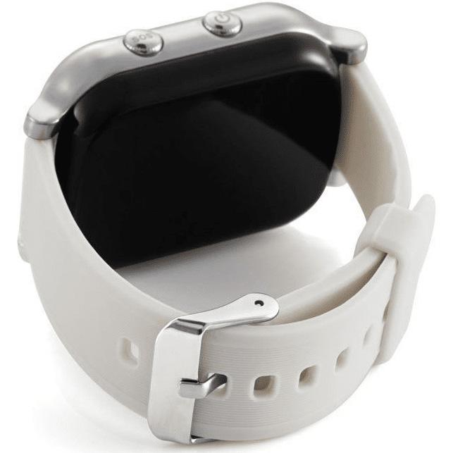 Смарт-годинник GOGPS ME К20 Хром (K20CH) Сумісність iOS (Apple)