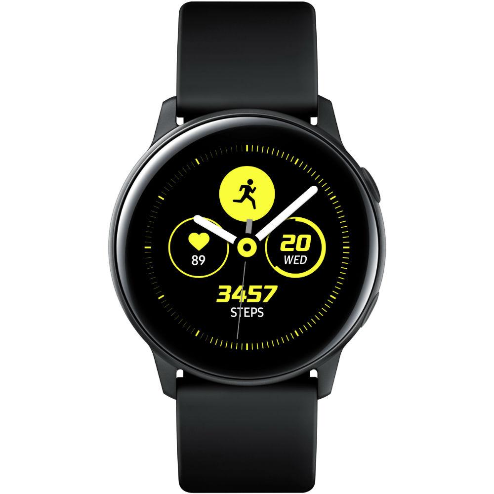Смарт-годинник SAMSUNG Galaxy Watch Active Black (SM-R500NZKASEK) Операційна система Tizen