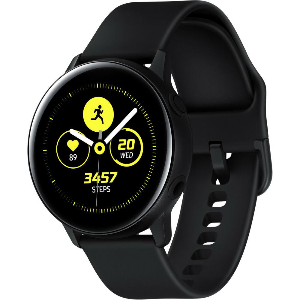 Смарт-годинник SAMSUNG Galaxy Watch Active Black (SM-R500NZKASEK)