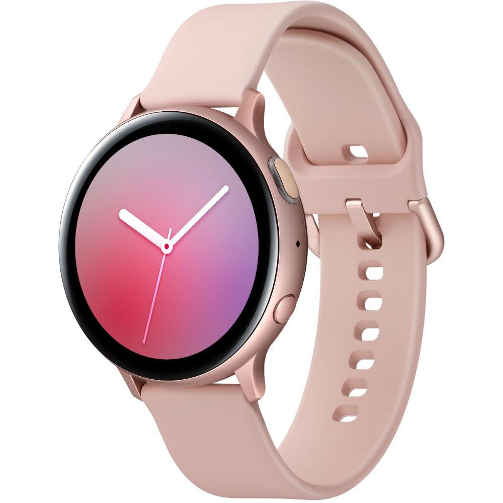 Смарт-часы SAMSUNG Galaxy Watch Active 2 44mm Aluminium Pink Gold (SM-R820NZDASEK)