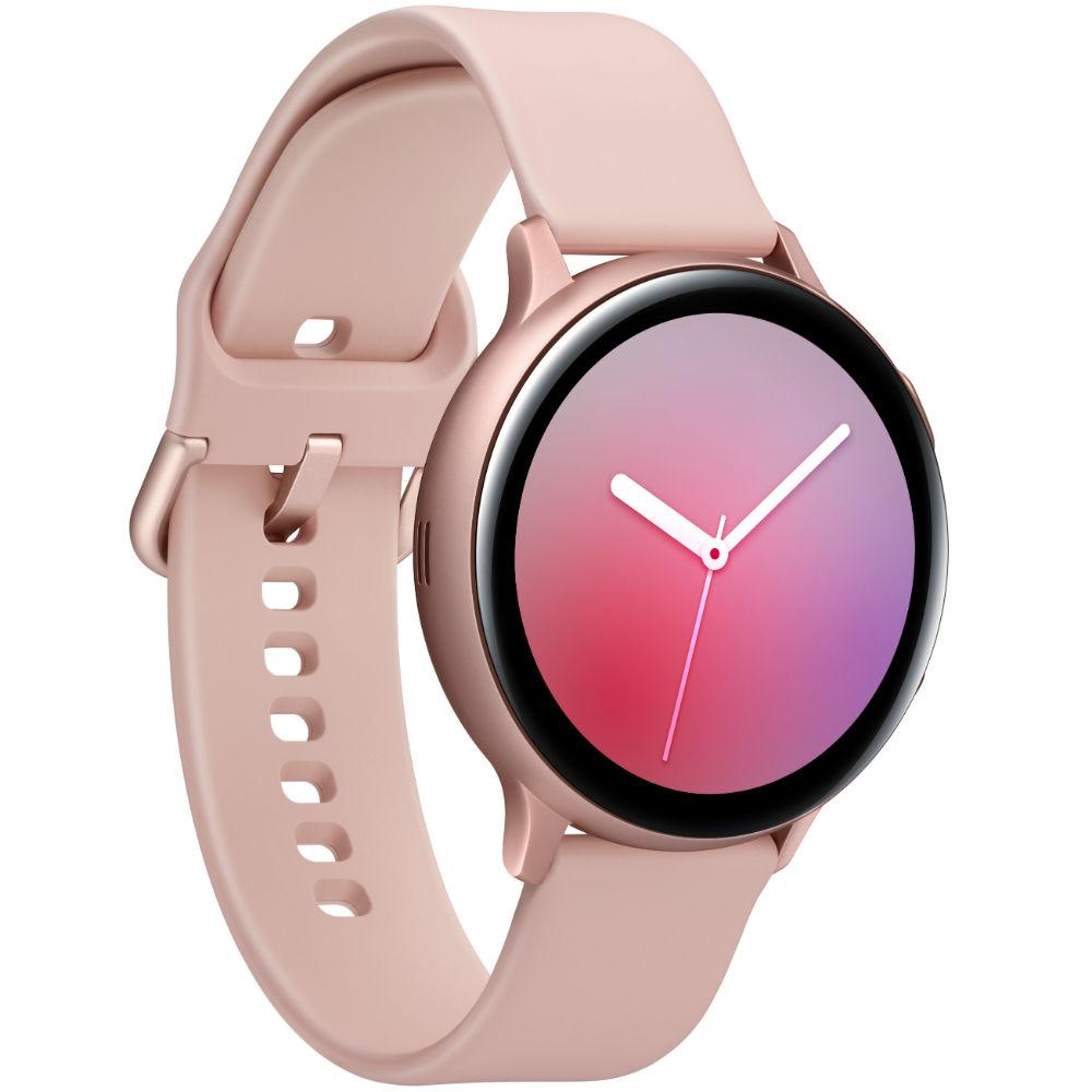 Смарт-часы SAMSUNG Galaxy Watch Active 2 44mm Aluminium Pink Gold (SM-R820NZDASEK) Операционная система Tizen
