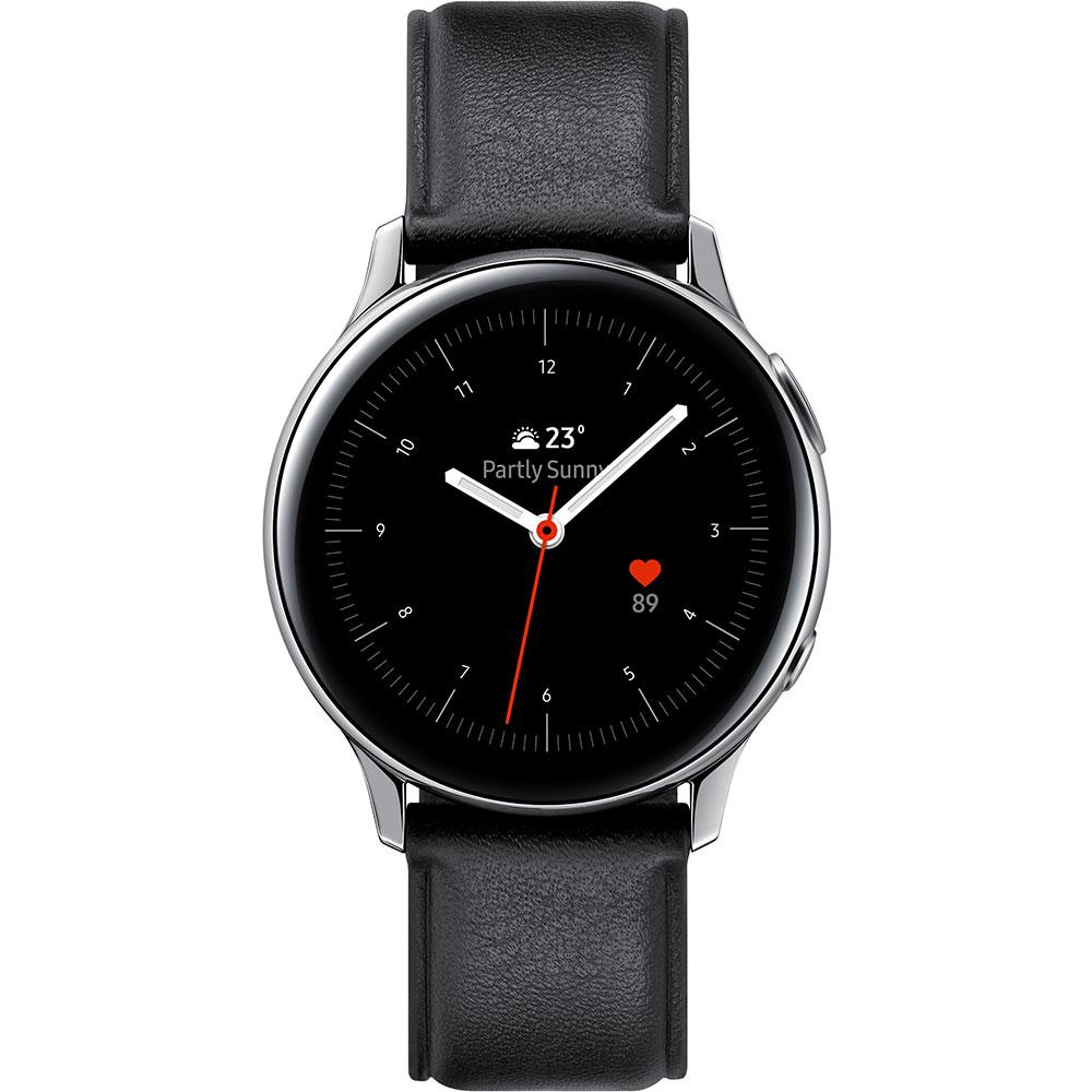 Смарт-годинник SAMSUNG Galaxy Watch Active 2 40mm Stainless Steel Silver (SM-R830NSSASEK) Функціональність для дорослих