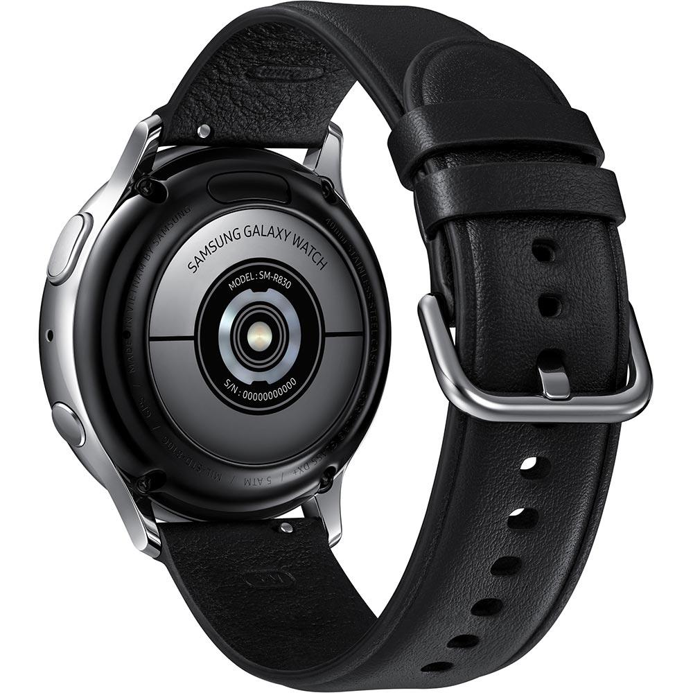 Смарт-годинник SAMSUNG Galaxy Watch Active 2 40mm Stainless Steel Silver (SM-R830NSSASEK) Операційна система Tizen