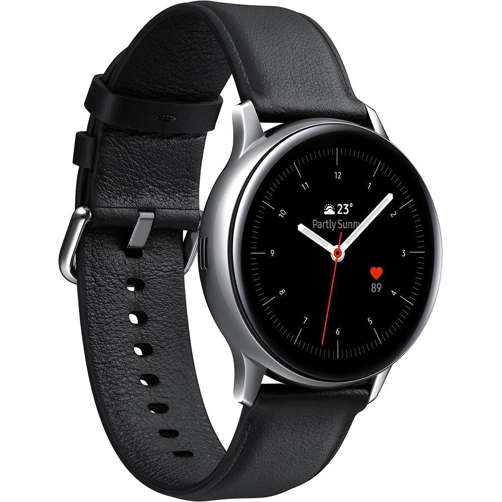 Смарт-годинник SAMSUNG Galaxy Watch Active 2 40mm Stainless Steel Silver (SM-R830NSSASEK) Сумісність Android OS