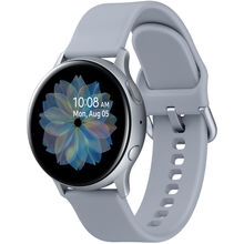 Смарт-часы SAMSUNG Galaxy Watch Active 2 40mm Aluminium Cloud Silver (SM-R830NZSASEK)