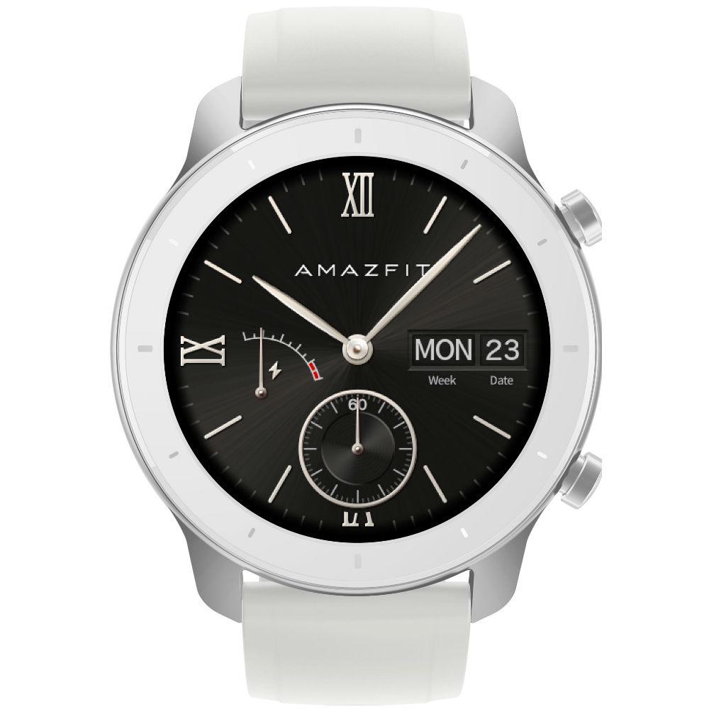 Смарт-часы XIAOMI Amazfit GTR 42 mm White Функциональность для взрослых