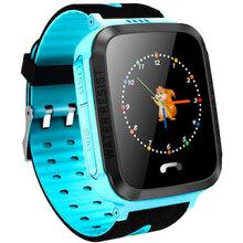 Смарт-годинник GOGPS ME K13 Blue (K13BL)