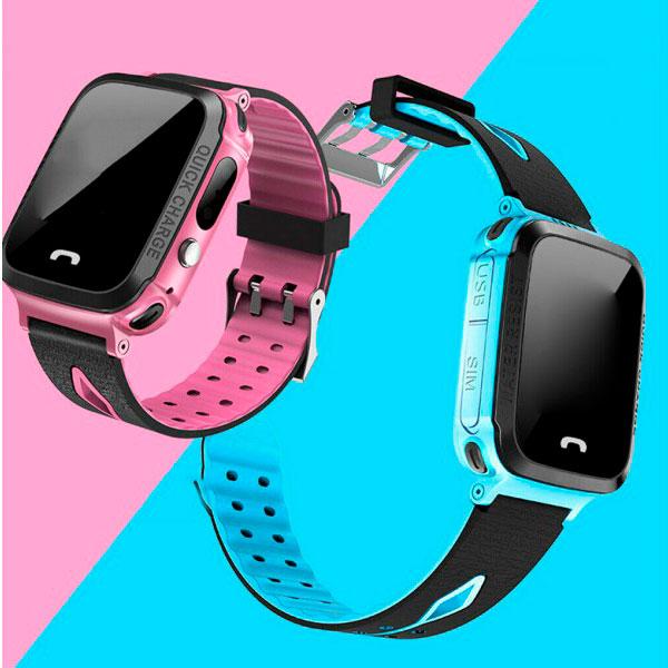 Смарт-часы GOGPS ME K13 Blue (K13BL) Функциональность детские