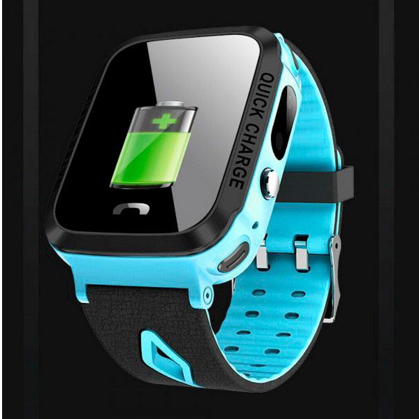 Смарт-часы GOGPS ME K13 Blue (K13BL) Совместимость Android OS