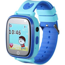 Смарт-годинник GOGPS ME K14 blue (K14BL)