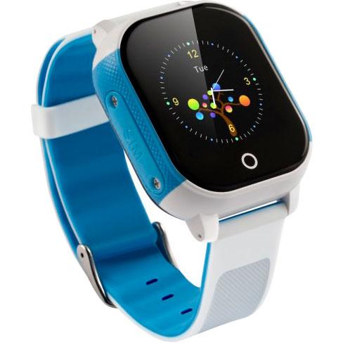 Смарт-годинник GOGPS К23 white/blue (K23BLWH) Функціональність дитячі
