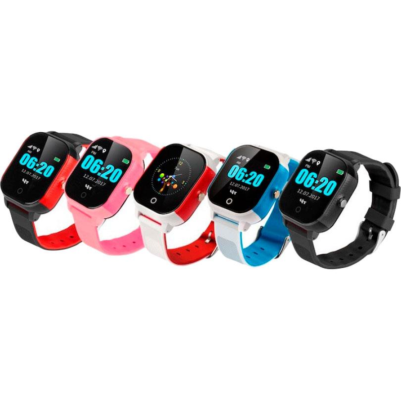Смарт-годинник GOGPS К23 white/blue (K23BLWH) Сумісність Android OS