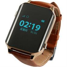 Смарт-годинник GOGPS М01 golden (M01GD)