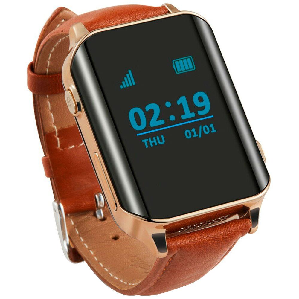 Смарт-часы GOGPS М01 golden (M01GD) Функциональность для взрослых