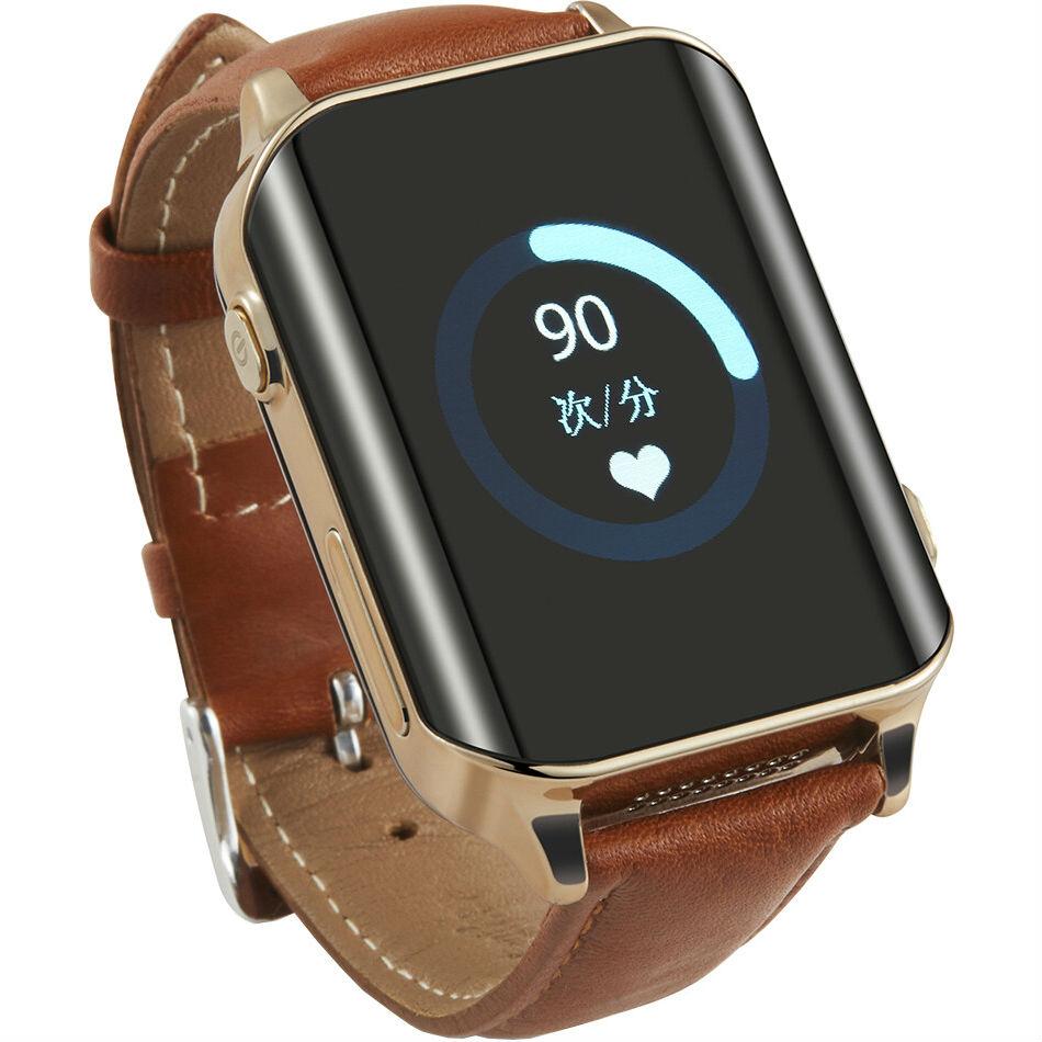 Смарт-часы GOGPS М01 golden (M01GD) Операционная система другая