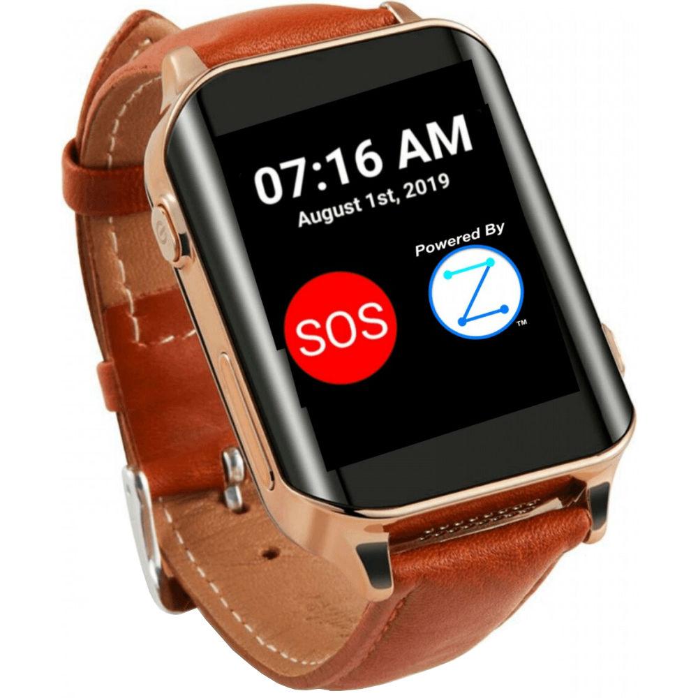 Смарт-часы GOGPS М01 golden (M01GD) Совместимость Android OS