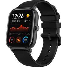 Смарт-часы Amazfit GTS Obsidian Black