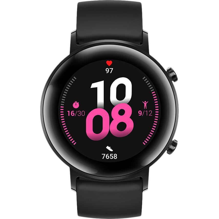 Смарт-часы HUAWEI Watch GT 2 42mm Sport Edition Black Операционная система Lite OS