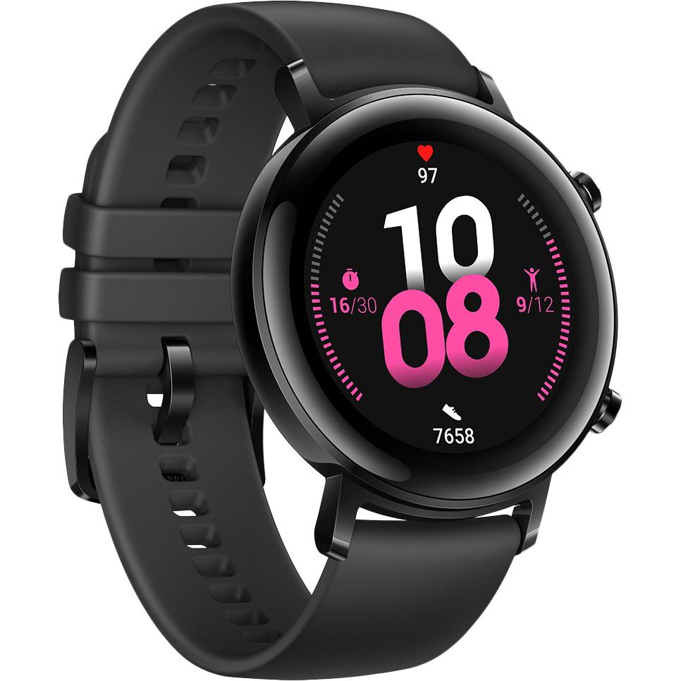 Смарт-часы HUAWEI Watch GT 2 42mm Sport Edition Black Совместимость Android OS
