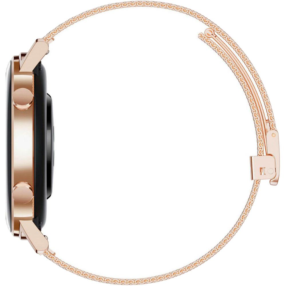 Смарт-часы HUAWEI Watch GT 2 42mm Elegant Edition Gold Совместимость Android OS