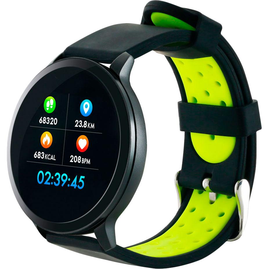 Смарт-годинник CANYON SW71BB Black (CNS-SW71BB) Сумісність Android OS