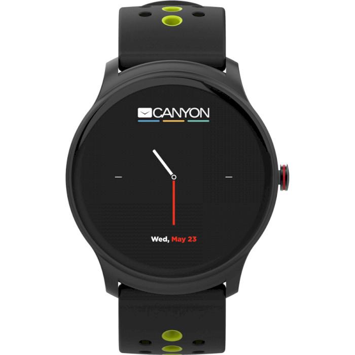 Смарт-часы CANYON Oregano (CNS-SW81BG) Функциональность для взрослых