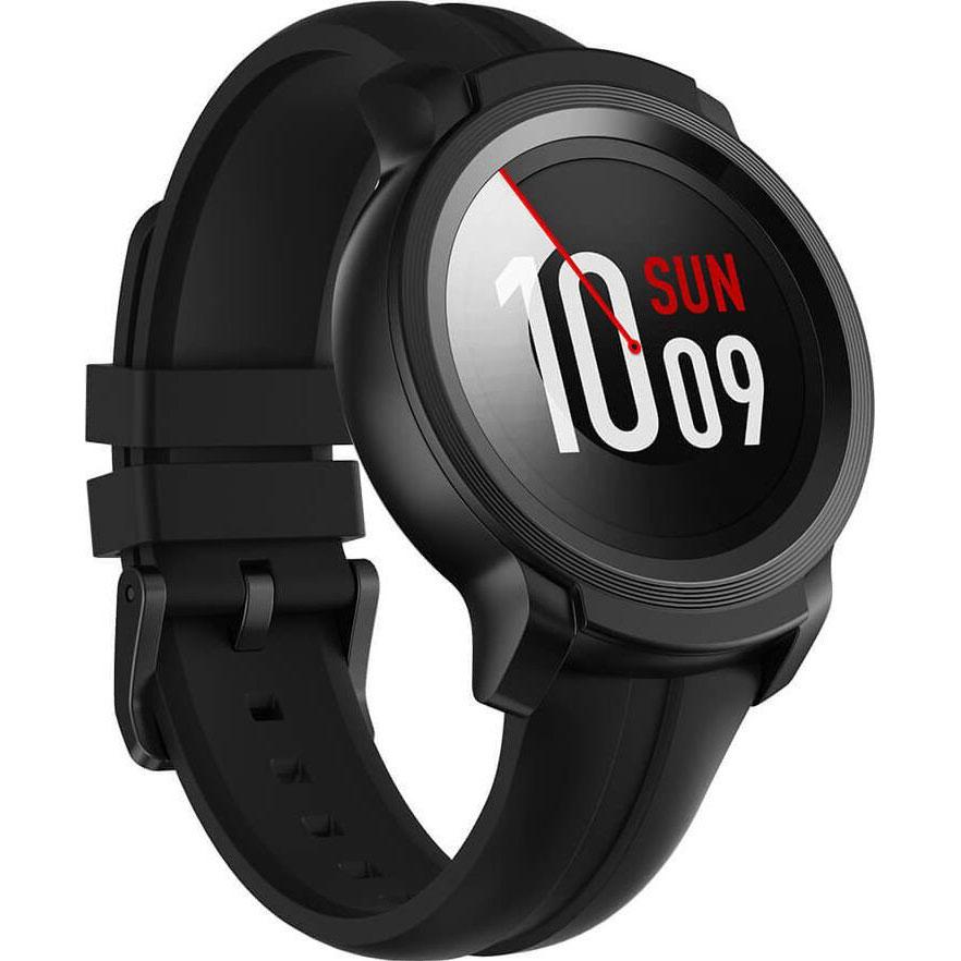 Смарт-годинник MOBVOI TicWatch E2 WG12026 Shadow Black (P1022000600A) Функціональність для дорослих