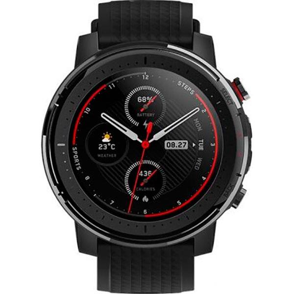 Смарт-часы XIAOMI Amazfit Stratos 3 Black Функциональность для взрослых