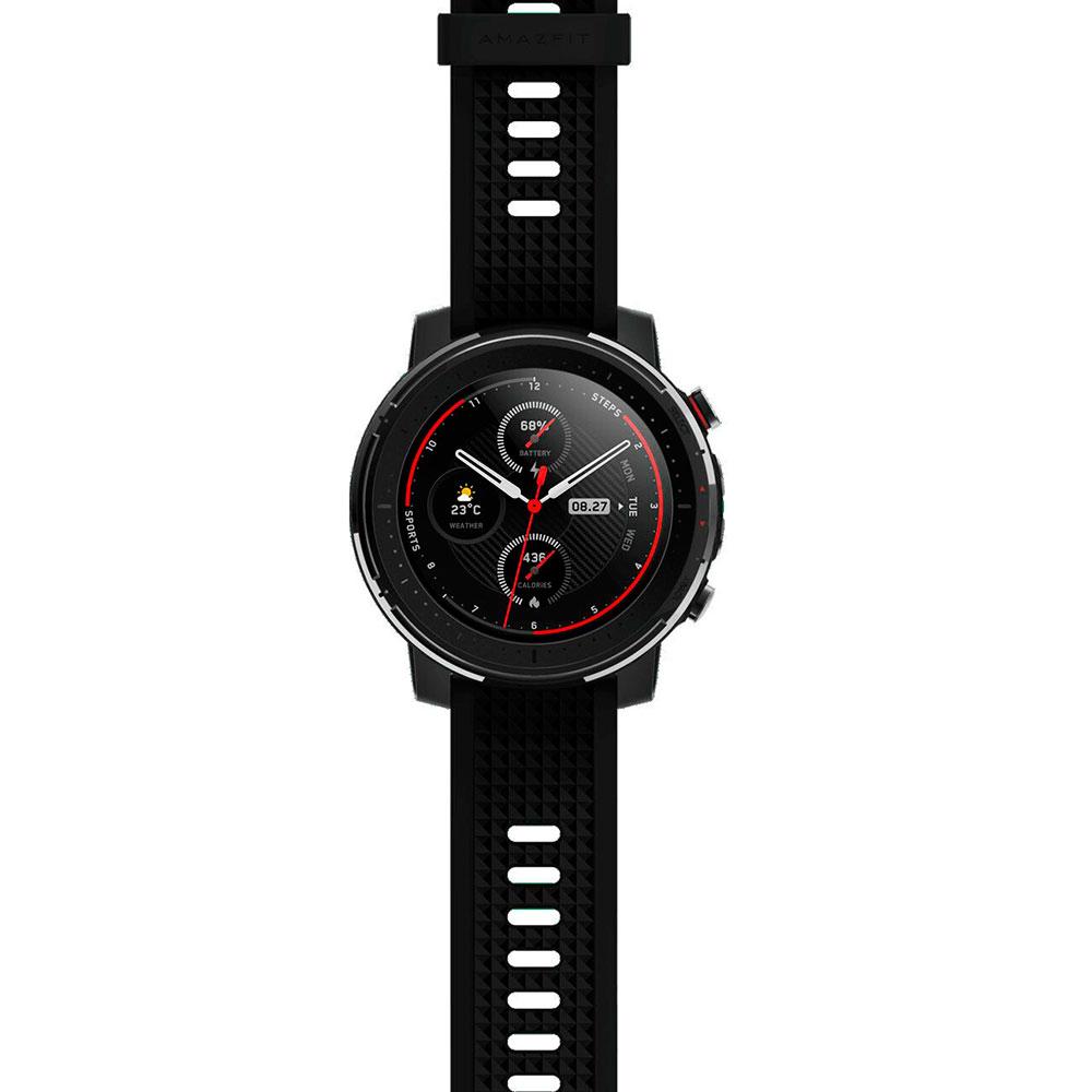 Смарт-часы XIAOMI Amazfit Stratos 3 Black Совместимость Android OS