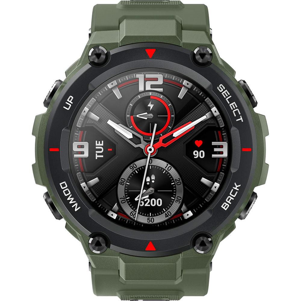 Смарт-годинник Amazfit T-Rex Aarmy Green Функціональність для дорослих
