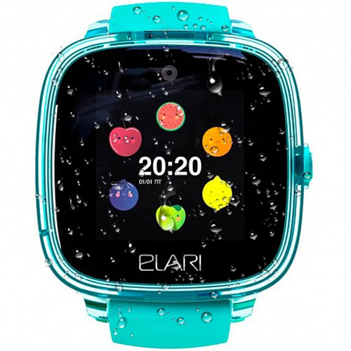 Смарт-годинник ELARI KidPhone Fresh Green (KP-F/Green) Функціональність дитячі