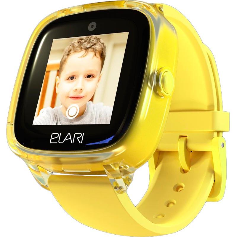 Смарт-годинник ELARI KidPhone Fresh Yellow (KP-F/Yellow)