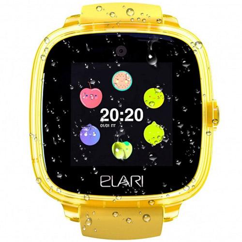 Смарт-годинник ELARI KidPhone Fresh Yellow (KP-F/Yellow) Функціональність дитячі