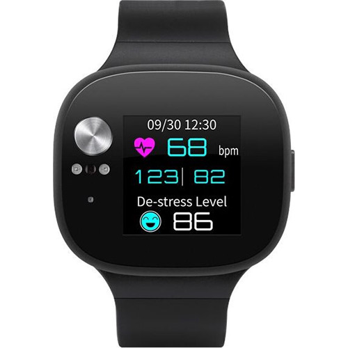 Смарт-годинник ASUS Vivo Watch BP Black (HC-A04) Функціональність для дорослих