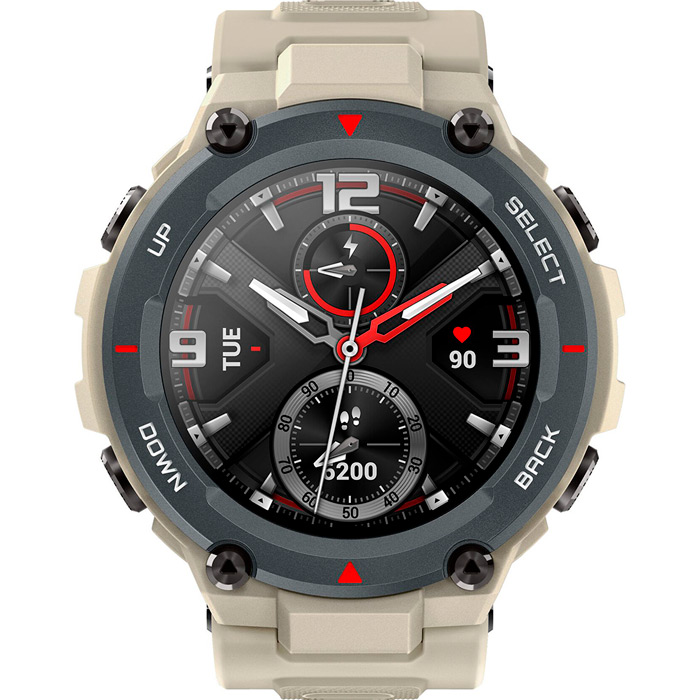 Смарт-годинник Amazfit T-Rex Khaki Функціональність для дорослих