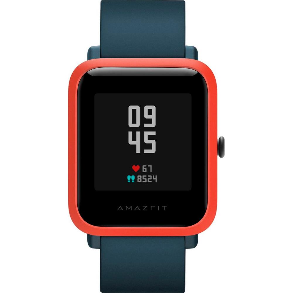 Смарт-годинник Amazfit Bip S Red Orange Функціональність для дорослих