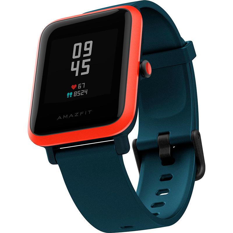 Смарт-годинник Amazfit Bip S Red Orange Операційна система Amazfit OS