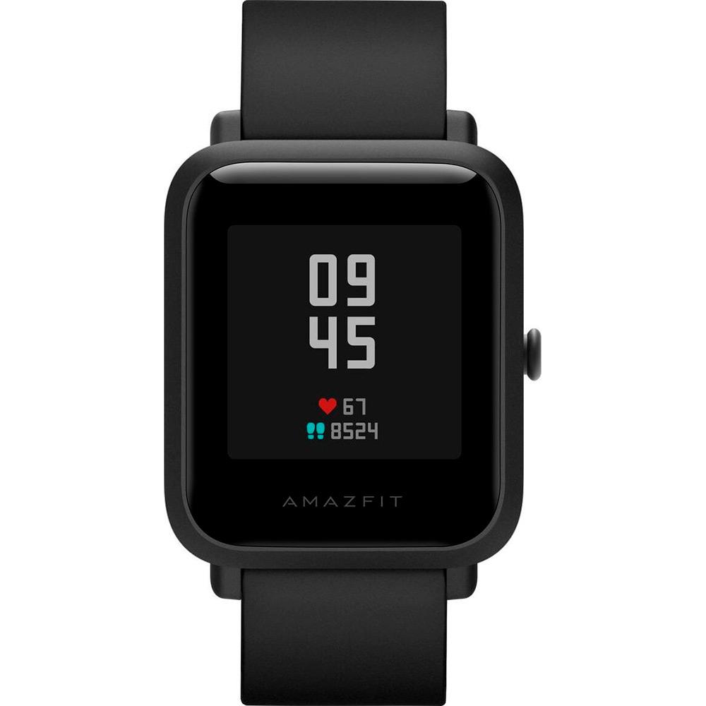 Смарт-годинник Amazfit Bip S Carbon Black Функціональність для дорослих