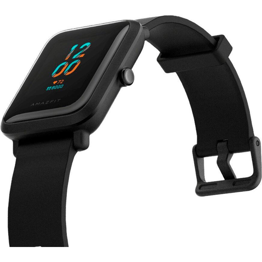 Смарт-годинник Amazfit Bip S Carbon Black Операційна система Amazfit OS