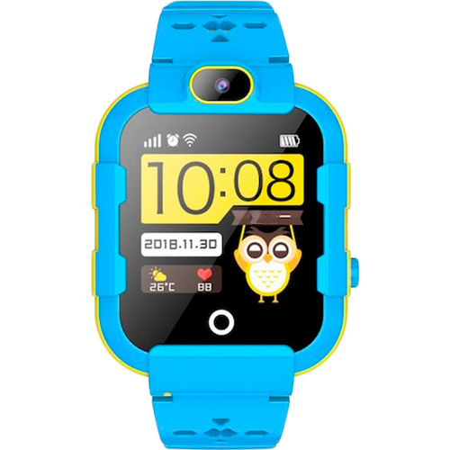Смарт-годинник GOGPS ME K22 Blue (K22BL) Функціональність дитячі