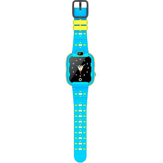 Смарт-годинник GOGPS ME K22 Blue (K22BL) Операційна система інша