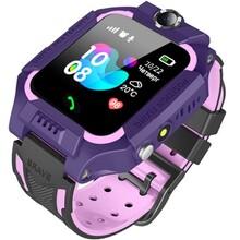 Смарт-часы GOGPS ME K24 Purple (K24PR)