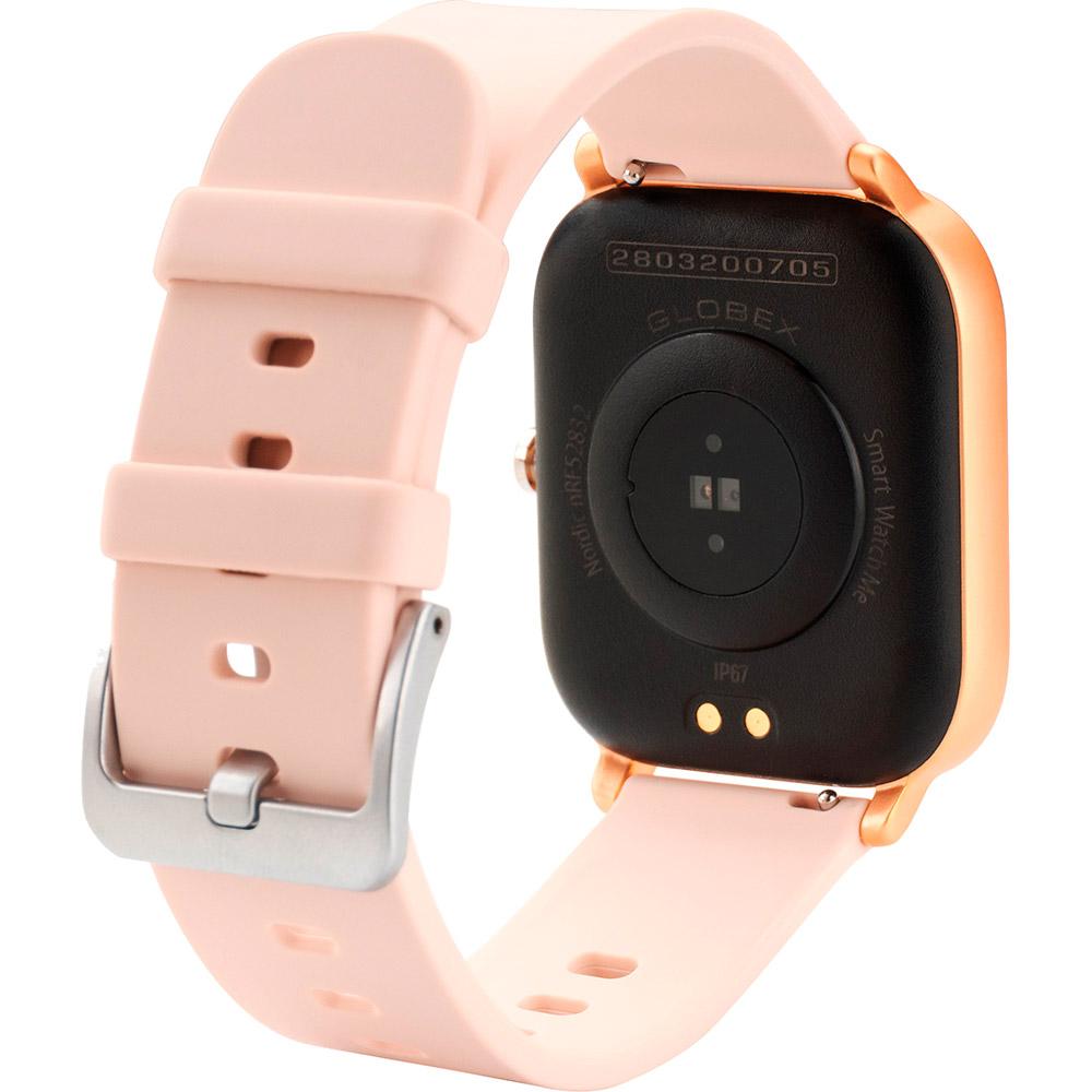 Смарт-годинник GLOBEX Smart Watch Me Gold Функціональність для дорослих