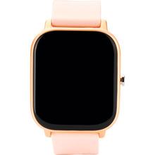 Смарт-годинник GLOBEX Smart Watch Me Gold