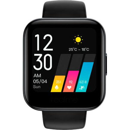 Смарт-годинник REALME Watch Black Функціональність для дорослих