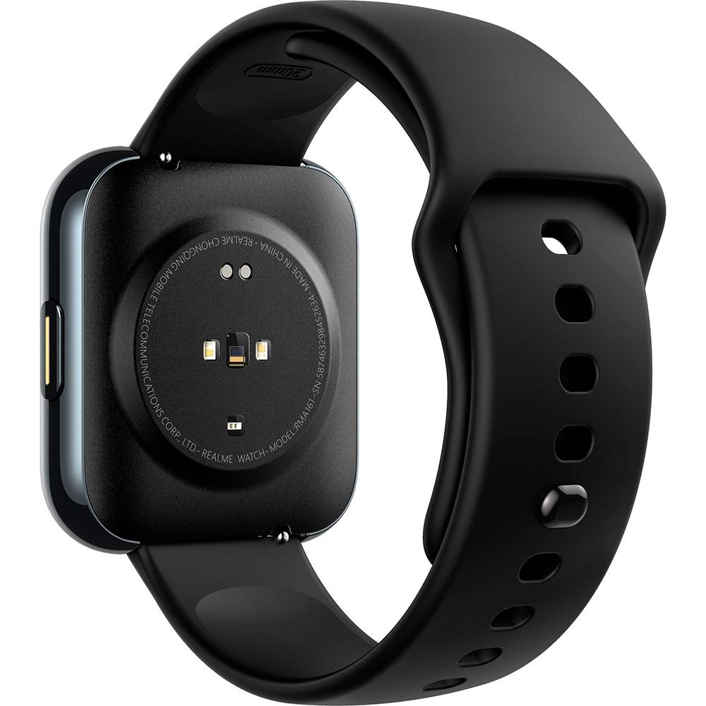 Смарт-годинник REALME Watch Black Сумісність Android OS