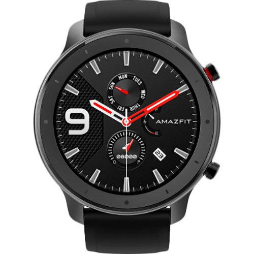 Смарт-часы XIAOMI Amazfit GTR Lite 47 мм Aluminium Alloy (A1922) Функциональность для взрослых