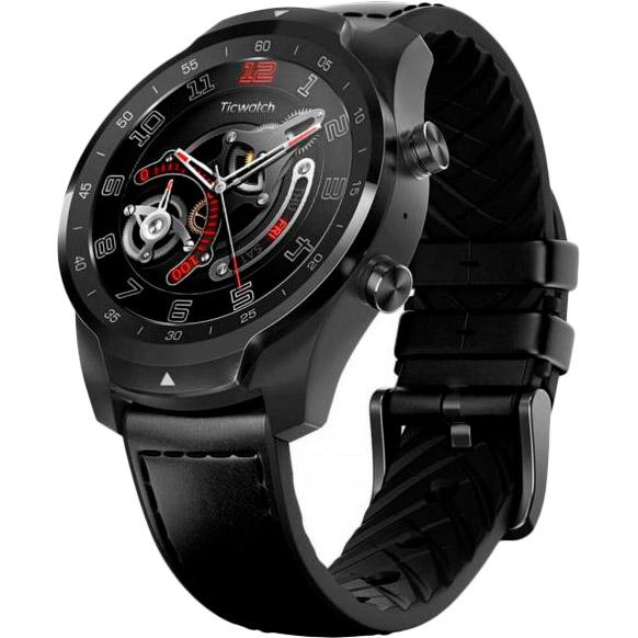 Смарт-годинник MOBVOI TicWatch Pro 2020 Black Shadow (MBV-TWP2020-BLK)