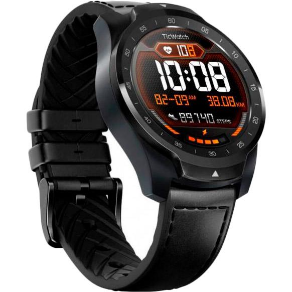 Смарт-годинник MOBVOI TicWatch Pro 2020 Black Shadow (MBV-TWP2020-BLK) Операційна система Android Wear
