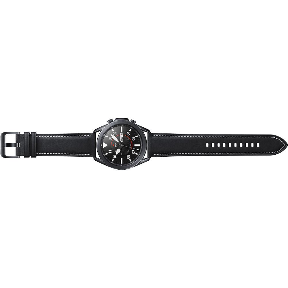 Смарт-годинник SAMSUNG Galaxy Watch 3 45mm Black (SM-R840NZKASEK) Дизайн класичний